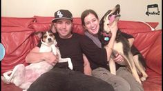 CTFxC:   Zoe, Marley,  Alli & Charles.