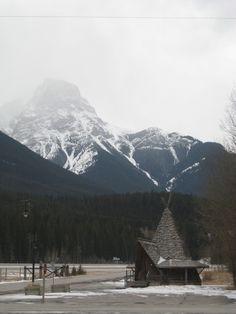 Cushe @ Lake Louise Alberta Canada