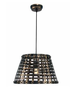 Look at this Valencia Pendant Light on #zulily today!