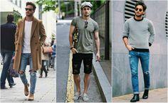 Inspiração: Destroyed Jeans - Blog da Cris Feu