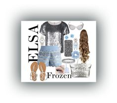 """Elsa... Do you wanna build a snowman? Frozen"" by bee4735 on Polyvore"