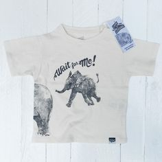 Lion Of Leisure Elephant T-Shirt - Hip And Green