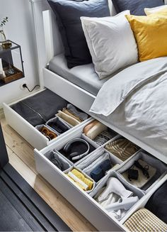 35 Smart Storage Space Ideas In Your Under Beds Home Design And
