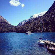 Ahora right now en Puerto Blest Bariloche  #ExperienciasLan #BALC2015 #barilocheestaok by felipizarro