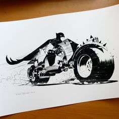 Batman Batpod