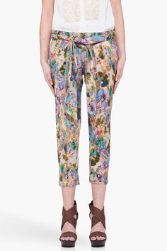// suno kaleidoscope pants