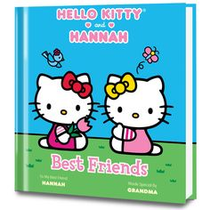 Best Friends: Hello Kitty and Me Personalized Book - Personalized Books - Books | Tv's Toy Box