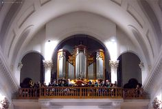 23 Abril Paraná - Musica Sacra en la Catedral - Region Litoral