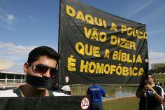 RENOVAÇÃO: HOMOFOBIA - UM ESCLARECIMENTO NECESSÁRIO...