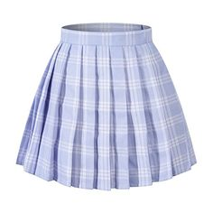 Beautifulfashionlife Women's Japan High Waisted Pleated Cosplay Costumes Skirts Source by Daxfashion outfits skirts Cute Skirt Outfits, Cute Skirts, Girl Outfits, Summer Outfits, Fashion Outfits, Fashion Fashion, Aesthetic Fashion, Aesthetic Clothes, Aesthetic Outfit
