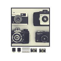 Graham & Brown Camera Canvas Wall Art