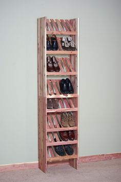 Deluxe Ventilated Shoe Cubby Kit
