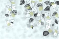 Get fresh and comfy vibes running through your living space with our Spring Leaves Wallpaper Mural. This illustration wallpaper mural uplifts the general atmosphere of your home with its overhanging leaves that showcase the subtle colours of early springtime. With its refreshingly natural appearance, our Spring Leaves Wallpaper Mural looks absolutely perfect in the living...  Read more »