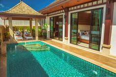 Rawai VIP Villas with Kids Park and Spa — family resort in Phuket. Private pool villa with 2 bedrooms locates within 300 meters form Rawai Beachfront. Property For Rent, Find Property, Investment Property, Normal House, Journey, Resort Villa, Phuket Thailand, Private Pool, Luxury Villa