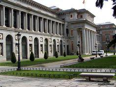 Museo Nacional del Prado - Madrid, Spain