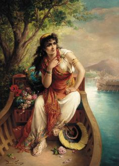 Diana Coomans, An Egyptian princess (1861-1952)