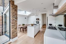 Contemporary Kitchen by JLB Developments