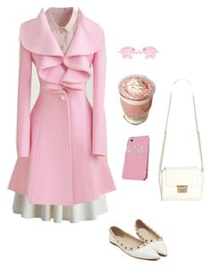 """""""Untitled #4865"""" by northamster ❤ liked on Polyvore featuring moda e Chicwish"""