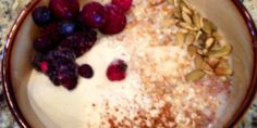 Fortified Berry Blend Oatmeal