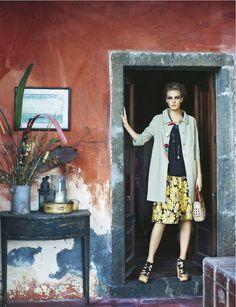 Eleganza con Passione | Zuzana Kopunkova | Antonio Redaelli #photography | Grazia Italia no.23 4th June 2012