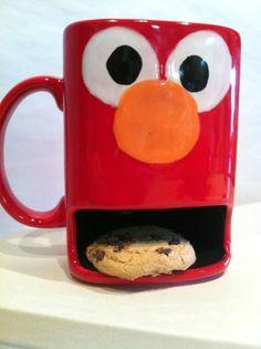 Elmo mug