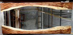 Live Edge Mirror Acacia Wood Furniture Modern Furniture Solid Wood Custom Made Acacia Wood Dining Table Live Edge Reclaimed Wood Table Wood Slab flowbkk live edge mirror mirror wood mirror