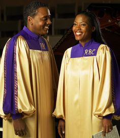 Clergy Robs and Choir Attire. Choir Uniforms, Choir Dresses, Church Fashion, Daughters Of The King, African Lace, Pin Collection, Costumes, Uniform Ideas, How To Wear