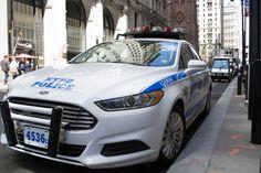 NYPD Visiting Nyc, New York City, Police, New York, Nyc