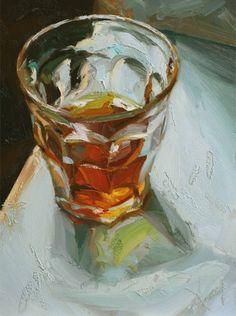 Oil on zinc, framed, 40x30cm  (via Fractal Contemporary - Paul Wright)