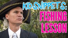 "Kid Snippets: ""Fishing Lesson"" (Imagined by Kids)"