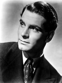 Laurence Olivier: considered by many to be the greatest actor ever. Two performances that stand out for me are from the movies, Spartacus and The Battle of Britain.
