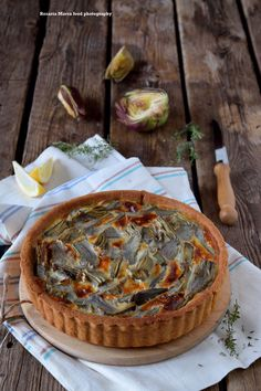 #tortasalata #quiche #foodphotography #carciofi #verdura #festa #home #party