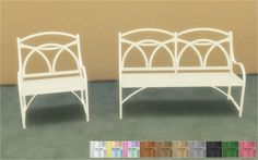 Veranka: Dynamic Seating • Sims 4 Downloads