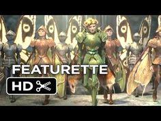 Strange Magic Featurette - Making Of Strange Magic (2015) - George Lucas Animated Movie