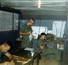 Artillery fire direction center bunker.   #VietnamWarMemories