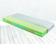 horní a spodní vrstva je vyrobena z vysoce kvalitní polyuretanové pěny CELTEX®, střed matrace tvoří pěna Duren®. Matrace Menuet je rozdělena do pěti anatomických zón. / the top and bottom layers are made of high quality CELTEX® polyurethane foam, the center of the mattress is Duren® foam. The Menuet mattress is divided into five anatomical zones. #mattress #bed #bedrooms #sleep #loznice #matrace #ceskyvyrobek Comfort Mattress, Continental Wallet, Zip Around Wallet