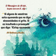 #ayunando #obsscenidade #Ramadán #Islam #español