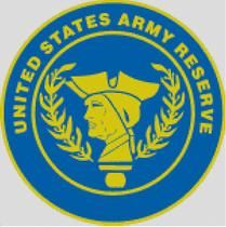Cross Stitch Chart Pattern of the US Army Reserve
