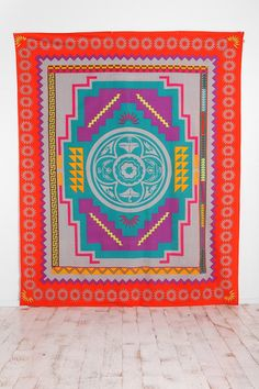 Southwest Medallion Tapestry - Urban Outfitters