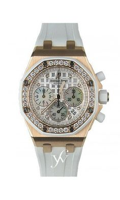 Want this Audemars Piguet watch...