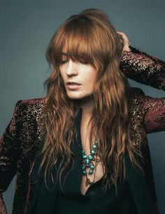 Florence Welch for B