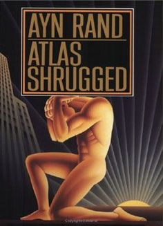 Atlas Shrugged -- everyone should truck their way through this book. 1200 pages, and oh so worth it