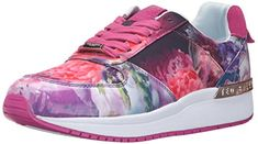 542077ec20250 Ted Baker Women s Phressya 3 Fashion Sneaker