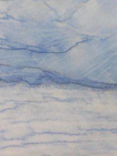 Blue Granite That Looks Like The Ocean But Soooo Dark