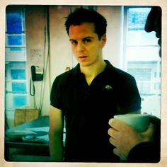Andrew Scott / Jim Moriarty. As much as I want to hate him with ever fiber of my being, I just can't.