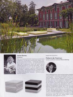 #Booklet on #Salon magazine, Ukrain, August issue