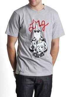 LRG Bird Flips T-Shirt Grey    http://www.freshjuiceshop.com/de/lrg-bird-flips-t-shirt-grey.html#