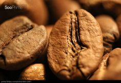 Coffee macro | Buy a royalty-free license of this photo from 500px Prime's collection of premium photos.