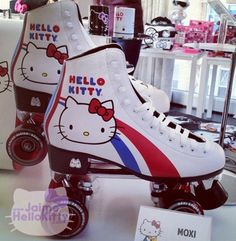 Hello Kitty rollers