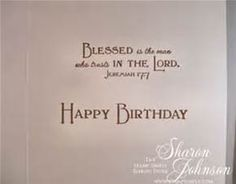 Happy Birthday Blessing Scripture - Bing images